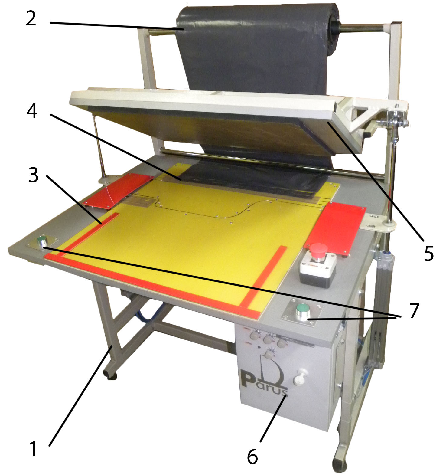 Packet making machine (bahilas)